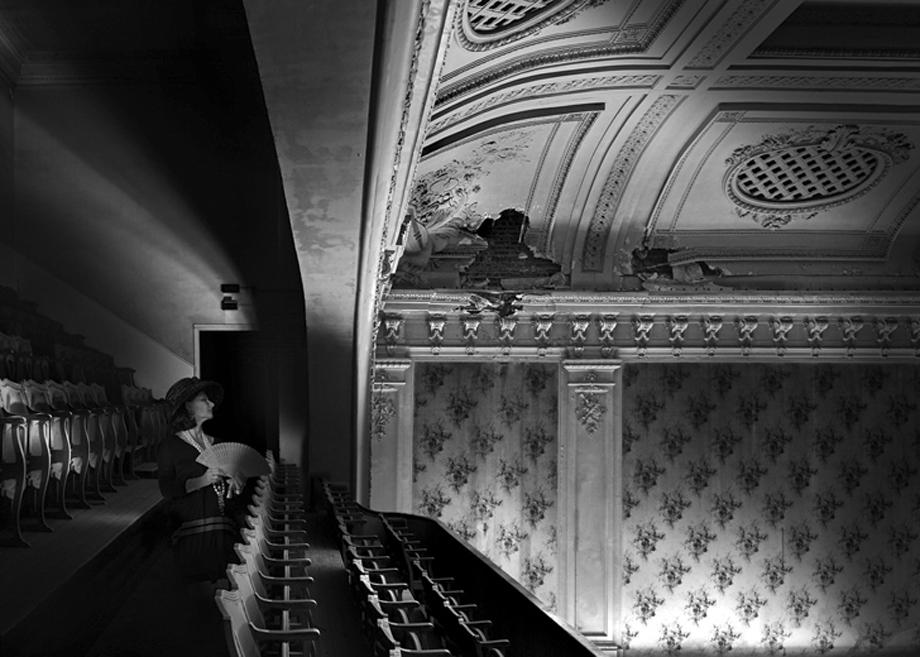 T - la dame du theatre_Trouville