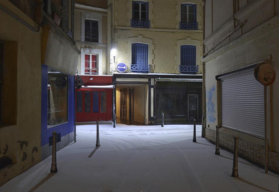 neige rue des bains