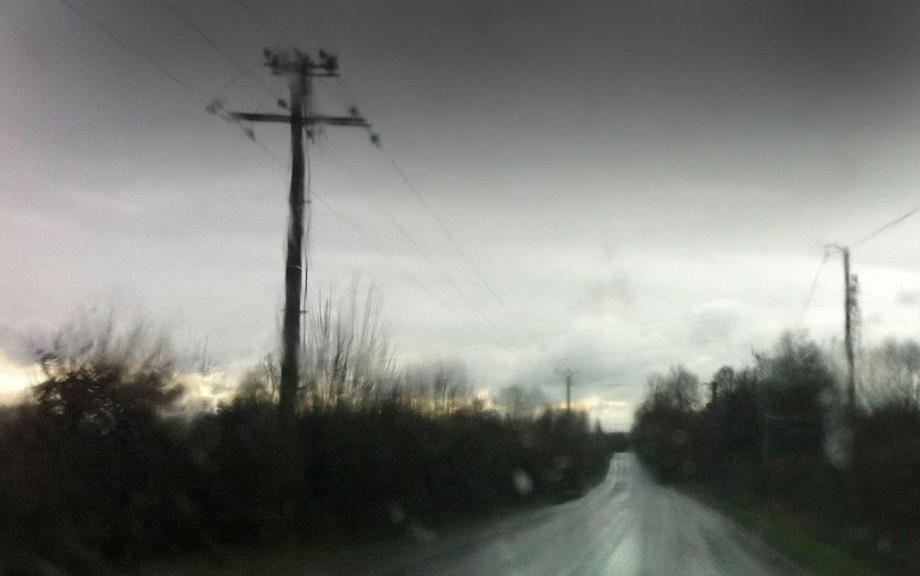 sur la route —Michel Trehet